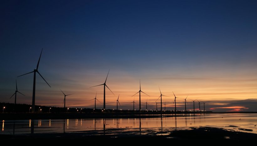 Wind turbines are the right choice for the environment